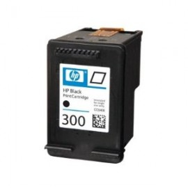 HP 300 czarny