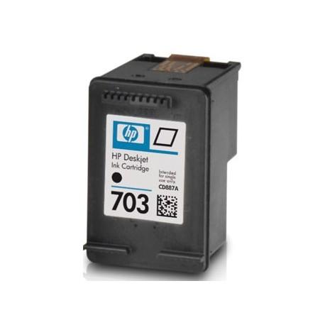 HP 703 czarny